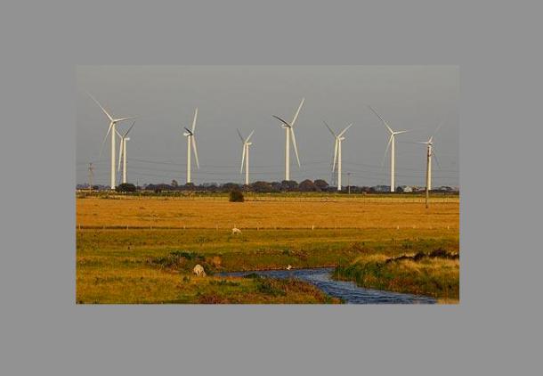 uk windfarm