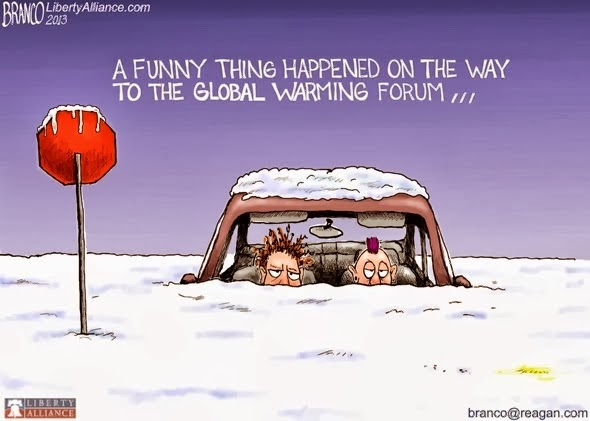 Cartoon - Global Warming Forum