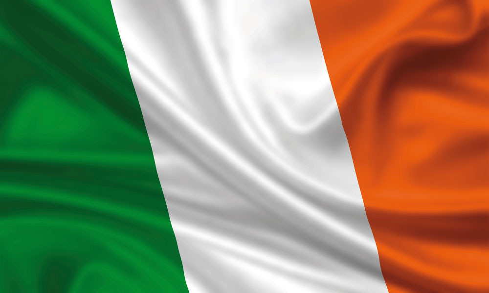 gallery for irish flag wallpapers