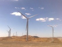 CLIMATE RENEWABLE WIND FARM