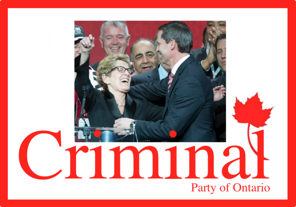Criminal Party of Ontario