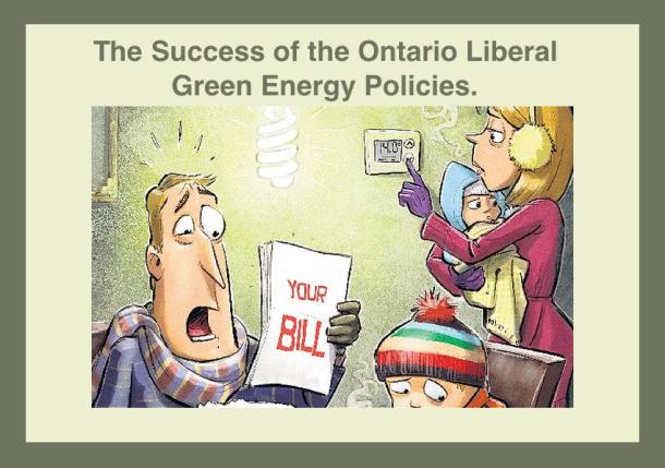 green energy success